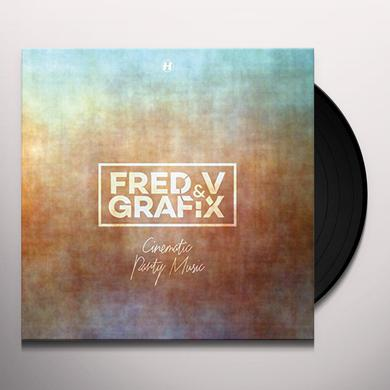 Fred V & Grafix CINEMATIC PARTY MUSIC Vinyl Record