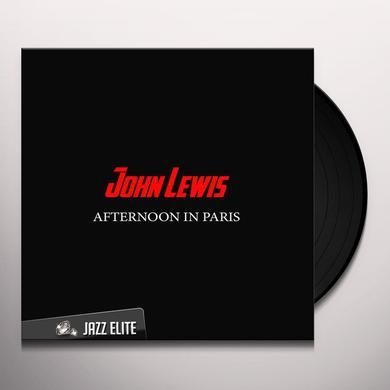 John Lewis AFTERNOON IN PARIS Vinyl Record