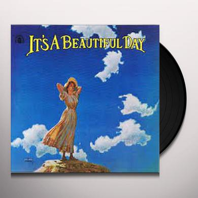 David Laflamme IT'S A BEAUTIFUL DAY Vinyl Record