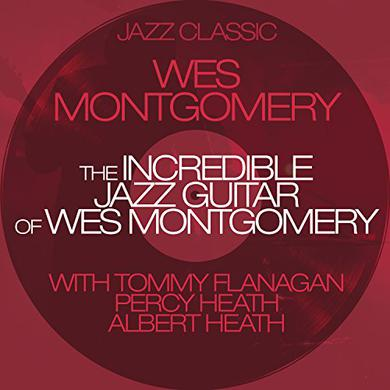 Wes Montgomery INCREDIBLE JAZZ GUITAR OF + 1 BONUS TRACK Vinyl Record