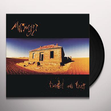 Midnight Oil DIESEL & DUST Vinyl Record
