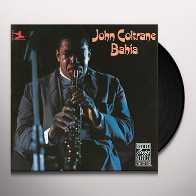 John Coltrane BAHIA + 1 BONUS TRACK Vinyl Record
