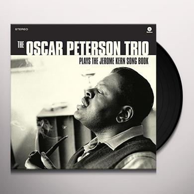 Oscar Peterson PLAYS THE JEROME KERN SONG BOOK + 1 BONUS TRACK Vinyl Record