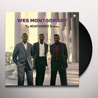 Wes Montgomery MONTGOMERY BROTHERS + 1 BONUS TRACK Vinyl Record