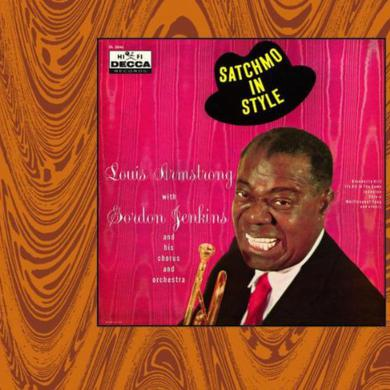 Louis Armstrong SATCHMO IN STYLE + 2 BONUS TRACKS Vinyl Record