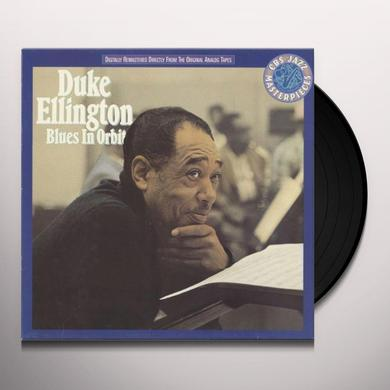 Duke Ellington BLUES IN ORBIT + 2 BONUS TRACKS Vinyl Record
