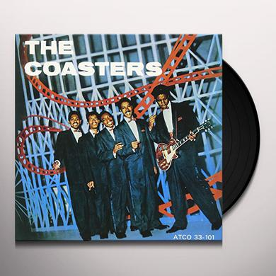 COASTERS (DEBUT ALBUM) + 2 BONUS TRACKS Vinyl Record - Limited Edition