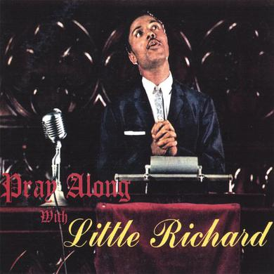 PLAY ALONG WITH LITTLE RICHARD + 2 BONUS TRACKS Vinyl Record