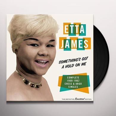 Etta James SOMETHING'S GOT A HOLD ON ME: COMP 1960-1962 CHESS Vinyl Record