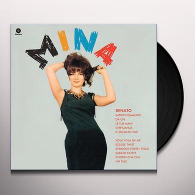 Mina RENATO + 2 BONUS TRACKS (BONUS TRACKS) Vinyl Record - Limited Edition, 180 Gram Pressing