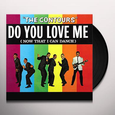 Contours DO YOU LOVE ME (NOW THAT I CAN DANCE) Vinyl Record - Limited Edition, 180 Gram Pressing