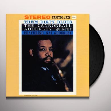 Cannonball Adderley THEM DIRTY BLUES + 2 BONUS TRACKS Vinyl Record