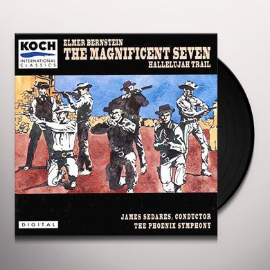 Elmer Bernstein MAGNIFICENT SEVEN: COMPLETE / O.S.T. Vinyl Record