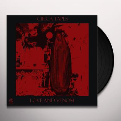 Circa Tapes LOVE & VENOMDAL Vinyl Record
