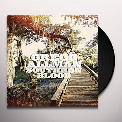 Gregg Allman SOUTHERN BLOOD Vinyl Record