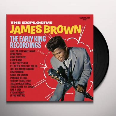EXPLOSIVE JAMES BROWN Vinyl Record
