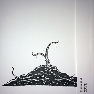 Heiress SPLIT / GRVR Vinyl Record