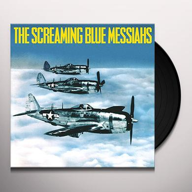 Screaming Blue Messiahs GOOD & GONE Vinyl Record