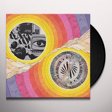 Mutemath PLAY DEAD Vinyl Record