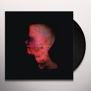 Cindy Wilson CHANGE Vinyl Record