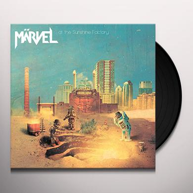 Marvel AT THE SUNSHINE FACTORY Vinyl Record