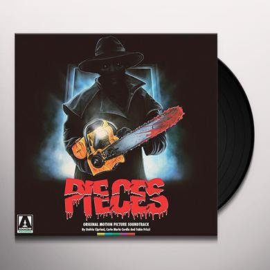 PIECES / O.S.T. Vinyl Record