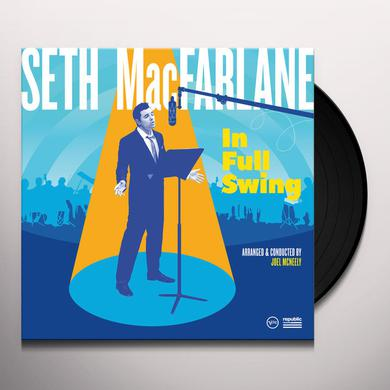 Seth MacFarlane IN FULL SWING Vinyl Record