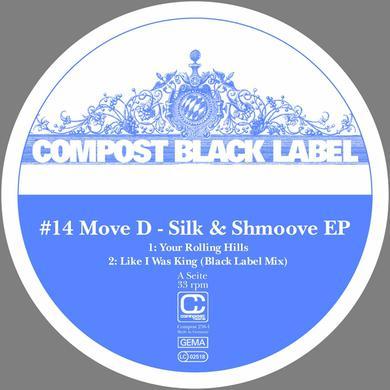 Move D SILK & SHMOOVE Vinyl Record