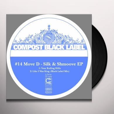 Move D SILK & SHMOOVE Vinyl Record