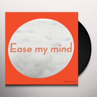 Shout Out Louds EASE MY MIND Vinyl Record