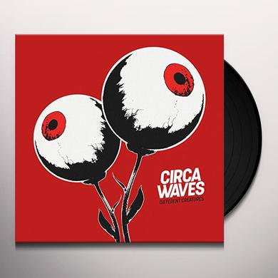 Circa Waves DIFFERENT CREATURES Vinyl Record