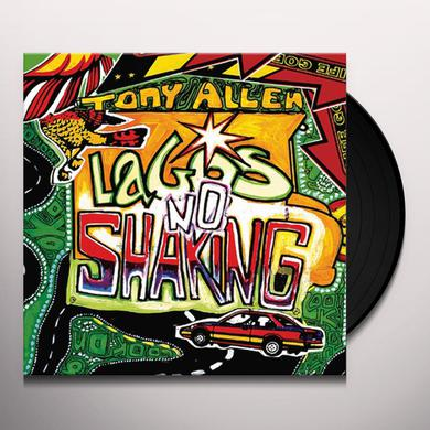 Tony Allen LAGOS NO SHAKING Vinyl Record