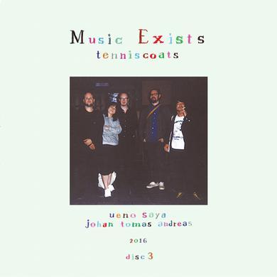 Tenniscoats MUSIC EXISTS DISC 3 Vinyl Record