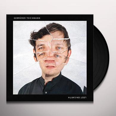 Gebruder Teichmann LOST ON EARTH Vinyl Record