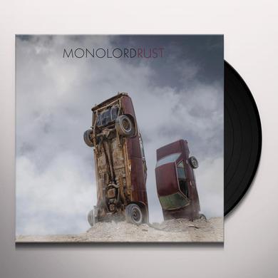 Monolord RUST Vinyl Record