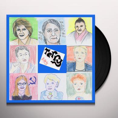 Terry 8 GIRLS Vinyl Record