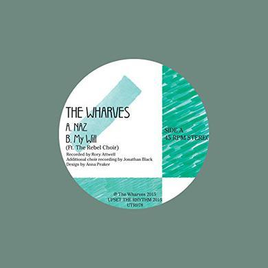 WHARVES NAZ / MY WILL Vinyl Record