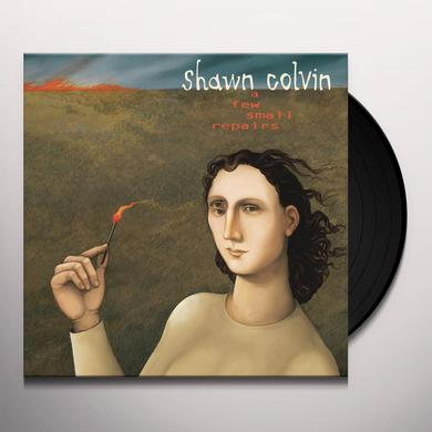 Shawn Colvin FEW SMALL REPAIRS: 20TH ANNIVERSARY EDITION Vinyl Record