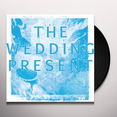 Wedding Present BACK A BIT STOP Vinyl Record