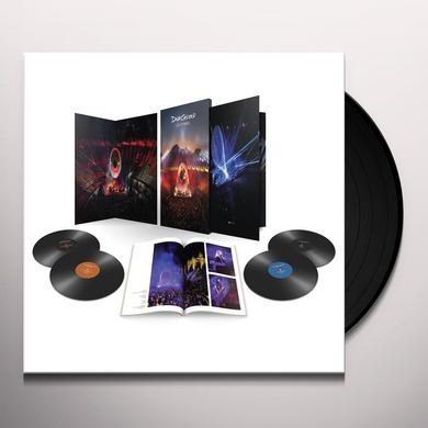 David Gilmour LIVE AT POMPEII Vinyl Record