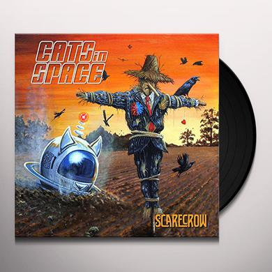 CATS IN SPACE SCARECROW Vinyl Record