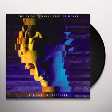 The Pains Of Being Pure At Heart THE ECHO OF PLEASURE Vinyl Record