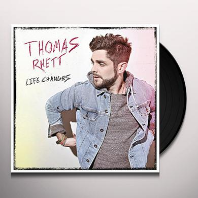Thomas Rhett LIFE CHANGES Vinyl Record