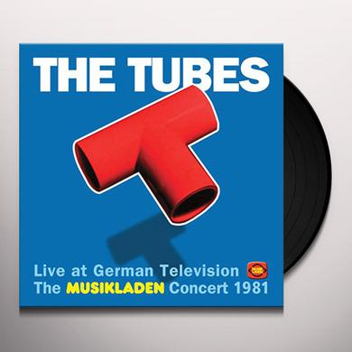 Tubes LIVE AT GERMAN TELEVISION: MUSIKLADEN CONCERT 1981 Vinyl Record