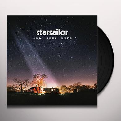 Starsailor ALL THIS LIFE Vinyl Record