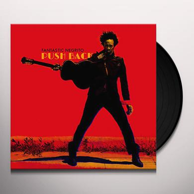Fantastic Negrito PUSH BACK / SHADOWS Vinyl Record