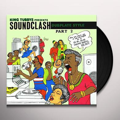 KING TUBBYS: SOUNDCLASH DUBPLATE STYLE PART 2 Vinyl Record
