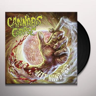 Cannabis Corpse LEFT HAND PASS Vinyl Record