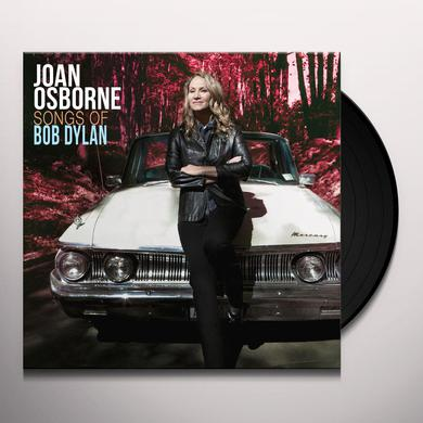 Joan Osborne SONGS OF BOB DYLAN Vinyl Record