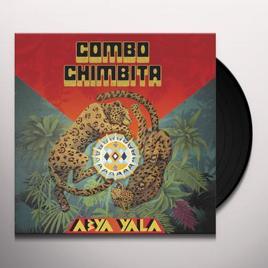 Combo Chimbita ABYA YALA Vinyl Record